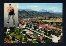 Panorama Di Sequals Con Primo Carnera - Pordenone