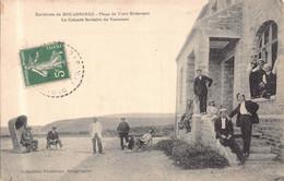 DOUARNENEZ (environs ) -  La Plage De TREZ MALAOUEN - La Colonie Scolaire De Vacances (edts Plouhinec ) - Douarnenez