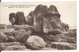 PENMARC'H - Rocher Tête De Veau - Hamonic 7530 - Effets De Vagues - Penmarch