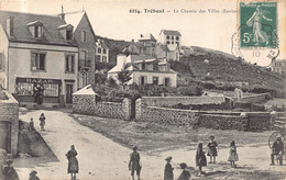 TREBOUL - Le Chemin Des Villas - Tréboul