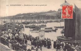 DOUARNENEZ  -  Bénédiction De La Mer Au Grand Port - Douarnenez
