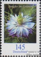 BRD 3351 (kompl.Ausg.) Postfrisch 2018 Blumen - Nuevos