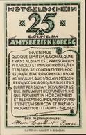 Sza.20 - Germany 1921 Notgeld Banknote 25 Pfennig Koberg Grabowski/Mehl 713.3-3/4 UNC - [11] Local Banknote Issues