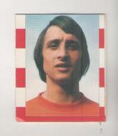 JOHAN CRUYFF....CALCIO HOLLAND...AJAX...MUNDIAL...SOCCER...WORLD CUP....FIFA....FOOTBALL - Trading Cards