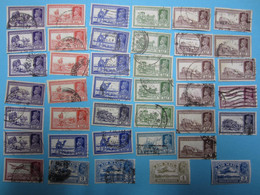 Great Britain India Collection      /3288 - 1911-35 King George V