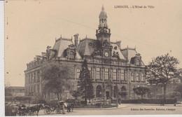 87 - HAUTE VIENNE - LIMOGES - L'HOTEL DE VILLE - Limoges