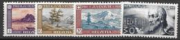 Switzerland Mnh ** 1929 Pro Juventute 5,5 Euros Landscapes Mountains - Neufs