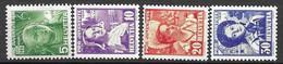 Switzerland Mnh ** 1936 Pro Juventute 13 Euros - Neufs