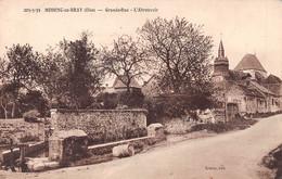 Hodenc En Bray - Grande Rue - L'abreuvoir - Sonstige Gemeinden