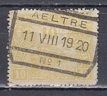 TR 124 Gestempeld AELTRE N°1 - 1915-1921