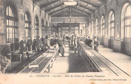 Hendaye - La Gare - Salle Des Visites Des Douanes Françaises - Hendaye