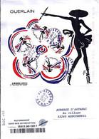 TP N° BLOC 5373 SUR LETTRE RECOMMANDEE DU 16.1. 2020 - 1961-....