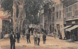 Bize - Avenue Des Platanes - Sonstige Gemeinden