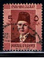 EGYPTE 435 // YVERT 191 // 1937-44 - Oblitérés