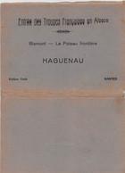 Haguenau - Entrée Des Troupes Françaises En Alsace - 26 Novembre 1918 - Haguenau