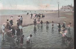 Ostende - Scène De Plage - Oostende