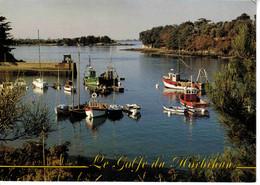 56 Le Golfe Du Morbihan N°8050 Port Anna SENE - Non Classificati
