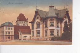 AG24  --  AARAU  --   MIT SCHLOSS  --  1907 - AG Argovie
