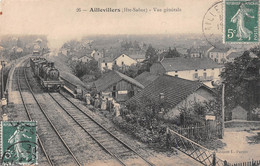 Aillevillers - Vue Générale - Andere Gemeenten