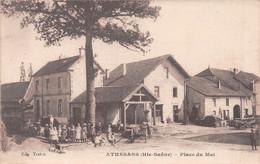 Athesans - Place Du Mai - Andere Gemeenten