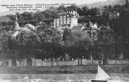 Evian Les Bains - Hôtel Des Flots Bleus - Evian-les-Bains