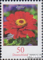 BRD 3535 (kompl.Ausg.) Postfrisch 2020 Blumen - Zinnie - Nuevos