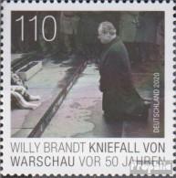 BRD 3579 (kompl.Ausg.) Postfrisch 2020 Willy Brandt - Kniefall Von Warscha - Nuevos