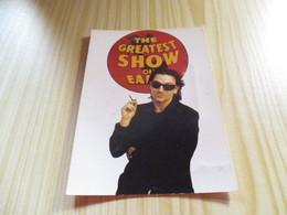 Carte Postale Bono/U2. - Sänger Und Musikanten