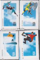USA 3144-3147 (kompl.Ausg.) Postfrisch 1999 Fun - Sport - Unused Stamps