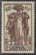AFRIQUE EQUATORIALE FRANCAISE - AEF - A.E.F. - 1937 - YT 30** - Ongebruikt