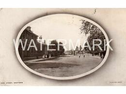 CHATTERIS PARK STREET OLD R/P POSTCARD CAMBRIDGESHIRE - Other