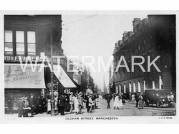 OLDHAM STREET OLD R/P POSTCARD MANCHESTER LANCASHIRE - Manchester