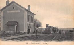 Chailly En Bière - La Gare - Sonstige Gemeinden