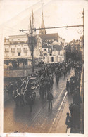 Melun - Catastrophe Ferroviaire De 1913 - Le Cortège - Melun