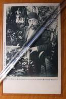 Le Shah De Perse Dans Les Serres De La Légation Persane à Bruxelles Uitgever Editor P. Bayart Brussel. - Iran