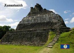 Belize Xunantunich El Castillo New Postcard - Belize