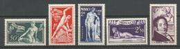 Timbre Monaco En Neuf ** N 314/318  Séries Compléte - Nuovi