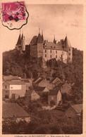 6058 Carte Postale Château De La ROCHEPOT Vue Prise Du Sud      (scan Recto-verso) 21 Côte D'Or - Autres Communes