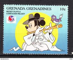 Grenada, Grenadines, Flûte Traversière, Cross Flute, Disney, Kimono, Musique, Music, Mockey Mouse, Souris, E - Música