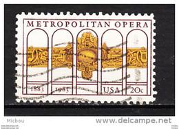 USA, Opéra Métropolitain, Metropolitan Opera, Musique, Music - Música