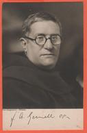 Tematica - Cristianesimo  - Giubileo Sacerdotale Di Frate Agostino Gemelli O.F.M. E Di Mons. Francesco Olgiati - Not Use - Otros