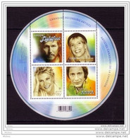 Canada, 2007, Artistes De La Chanson, Disque, Chanteur, Musique, Lightfoot, Mitchell, Murray, Anka, Music, Singer - Música