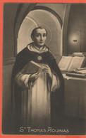 Tematica - Santi - 1942 - 30c - San Tommaso D'Aquino - Viaggiata Da Maranello Per Maranello - Santos