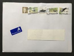 ◆◆◆DANMARK  2021 - Postal History - To The Spain 2021 's - Cartas