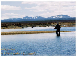 (FF 18) Australia - TAS - Great Lake - Wilderness