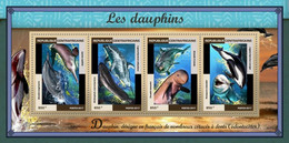 Central Africa 2017 Fauna  Dolphins - Repubblica Centroafricana