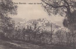 PORTO MAURIZIO-IMPERIA-VEDUTA DAL CALVARIO-CARTOLINA NON VIAGGIATA-1910-1920 - Imperia