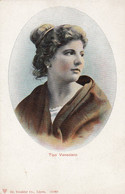 VENEZIA-TIPA VENEZIANA-CARTOLINA NON VIAGGIATA-1900-1904 - Venezia (Venice)