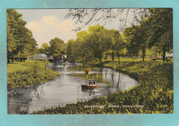 Small Postcard Of Riversley Park,Nuneaton, Warwickshire,England,Y123. - Other