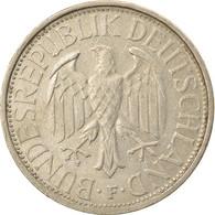 Monnaie, République Fédérale Allemande, Mark, 1972, Stuttgart, TTB - 1 Mark